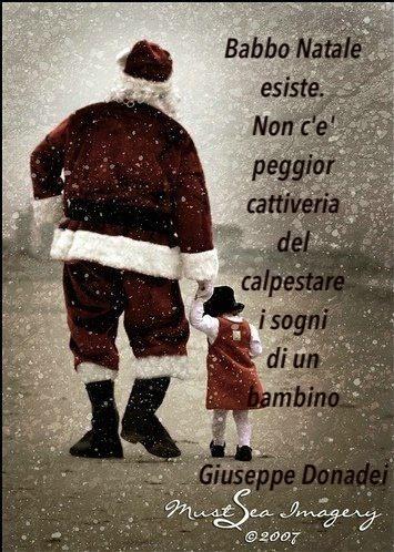 Frasi Su Babbo Natale Per Bambini.Lettera A Babbo Natale